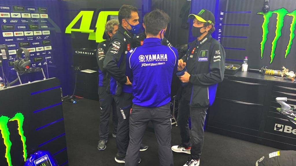 Valentino Rossi, MotoGP 2020, Yamaha, GP da Europa