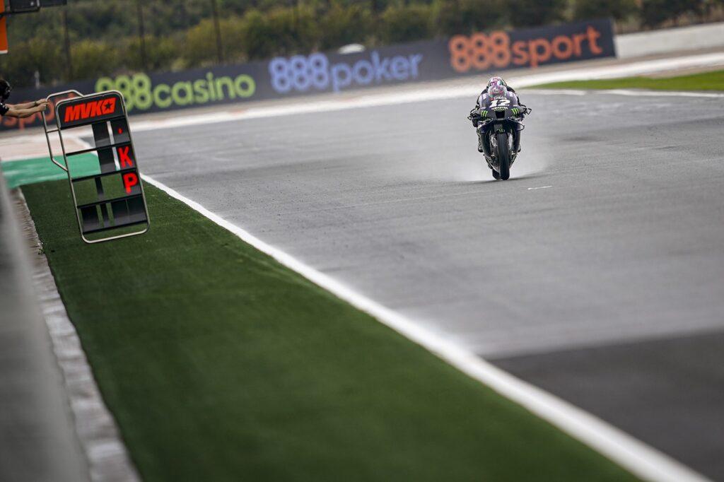 Maverick Viñales, Yamaha, MotoGP 2020, Gp da Europa