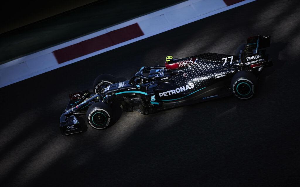 F1; FÓRMULA 1; F1 2020; VALTTERI BOTTAS; MERCEDES;