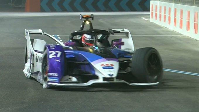 Jake Dennis, Diriyah, Fórmula E