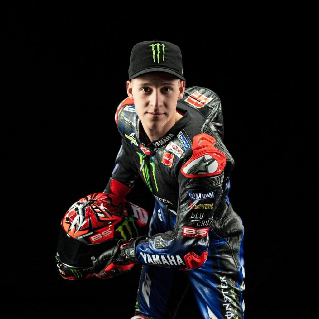 Fabio Quartararo, Yamaha 2021,