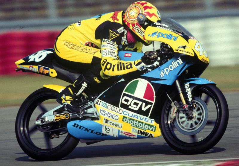 125cc 1996 Malásia Shah Alam Valentino Rossi