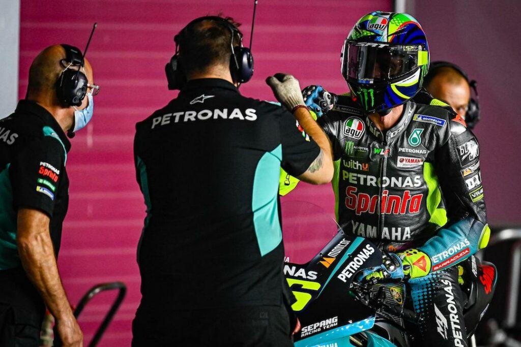 Valentino Rossi, SRT 2021,
