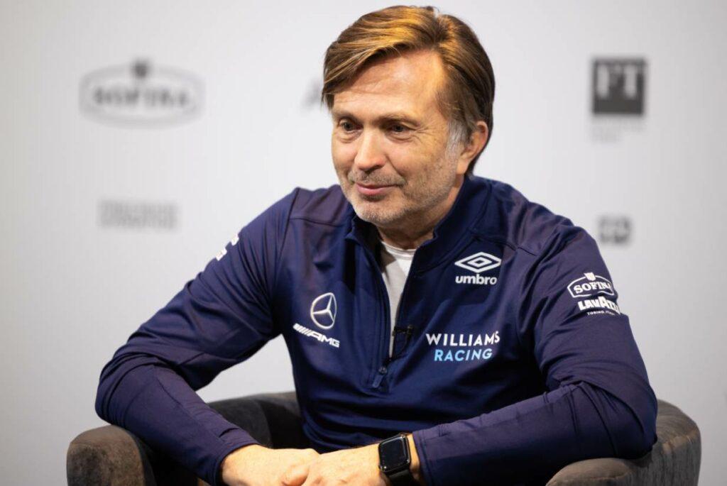 JOST CAPITO; WILLIAMS; FÓRMULA 1; F1 2021;