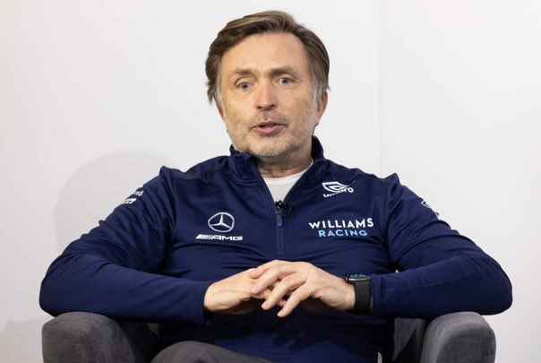 JOST CAPITO; WILLIAMS; FÓRMULA 1; F1 2021;
