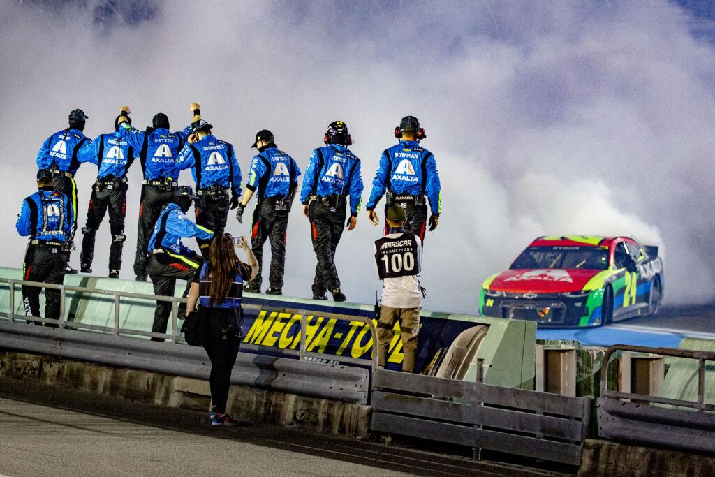 WILLIAM BYRON; NASCAR; HOMESTEAD; 2021;