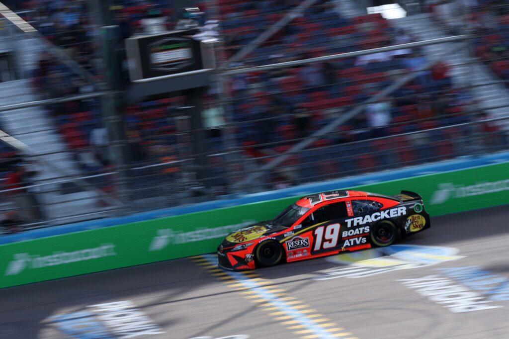 MARTIN TRUEX JR; NASCAR; PHOENIX;