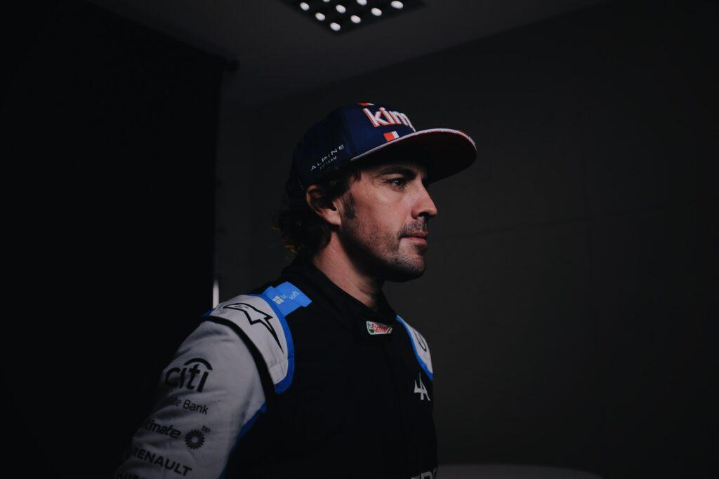 FERNANDO ALONSO; FÓRMULA 1; ALPINE; F1 2021;