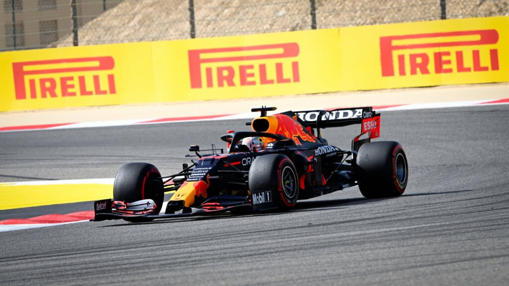 MAX VERSTAPPEN; F1; FÓRMULA 1; GP DO BAHREIN; TREINO LIVRE 1;