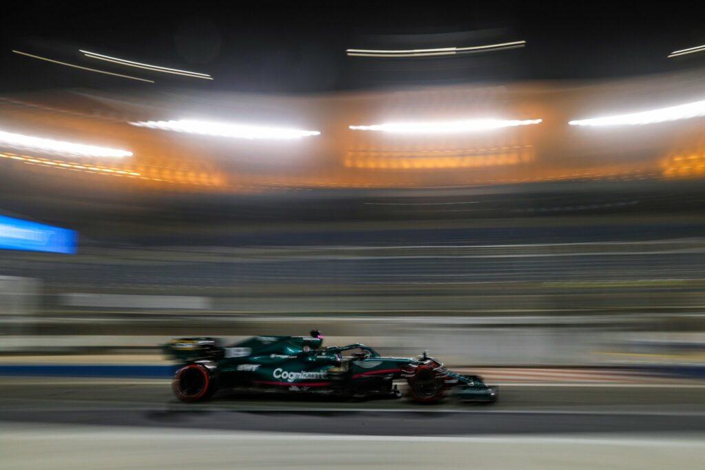 ASTON MARTIN; FÓRMULA 1; F1; F1 2021; TREINO LIVRE; BAHREIN;