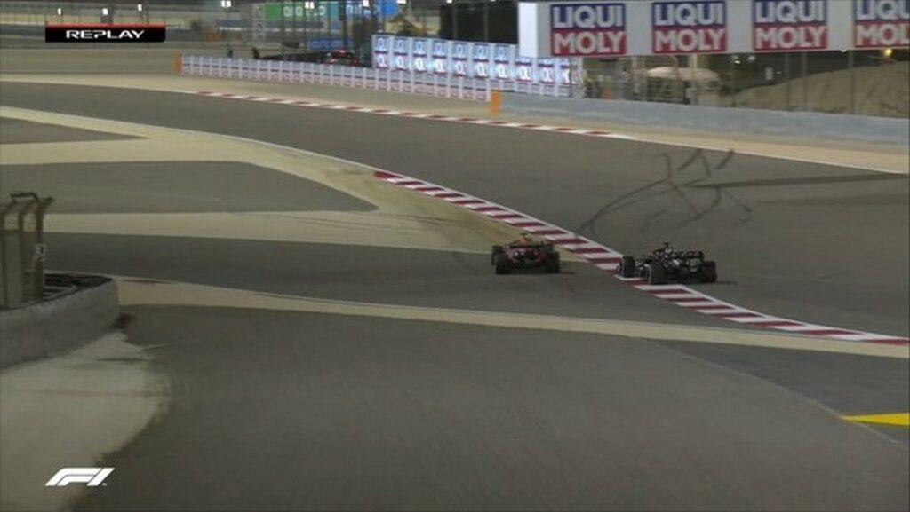 MAX VERSTAPPEN; LEWIS HAMILTON; GP DO BAHREIN; F1