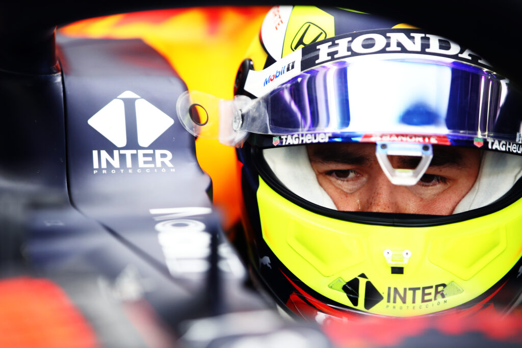 SERGIO PÉREZ; RED BULL; F1; FÓRMULA 1; F1 2021;