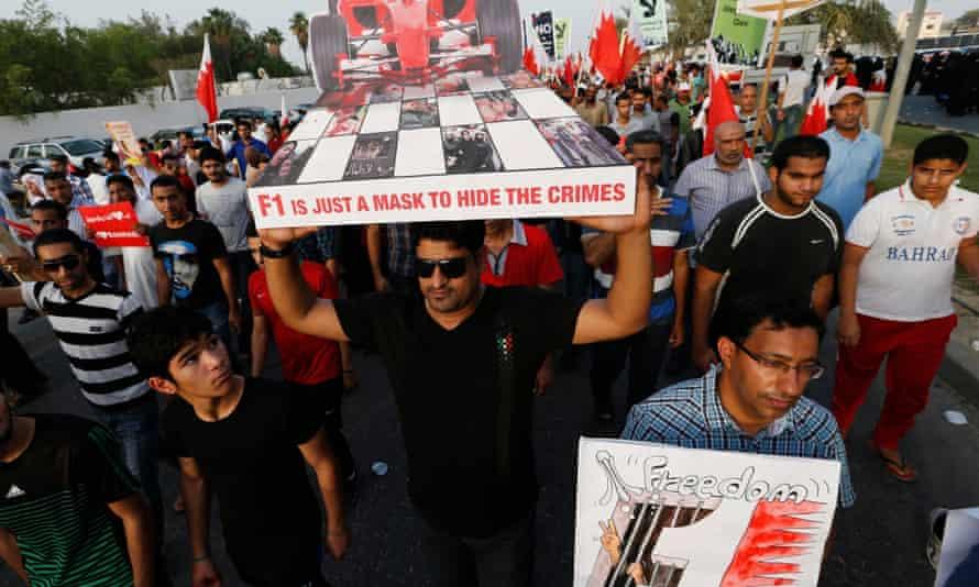 BAHREIN; PROTESTOS;