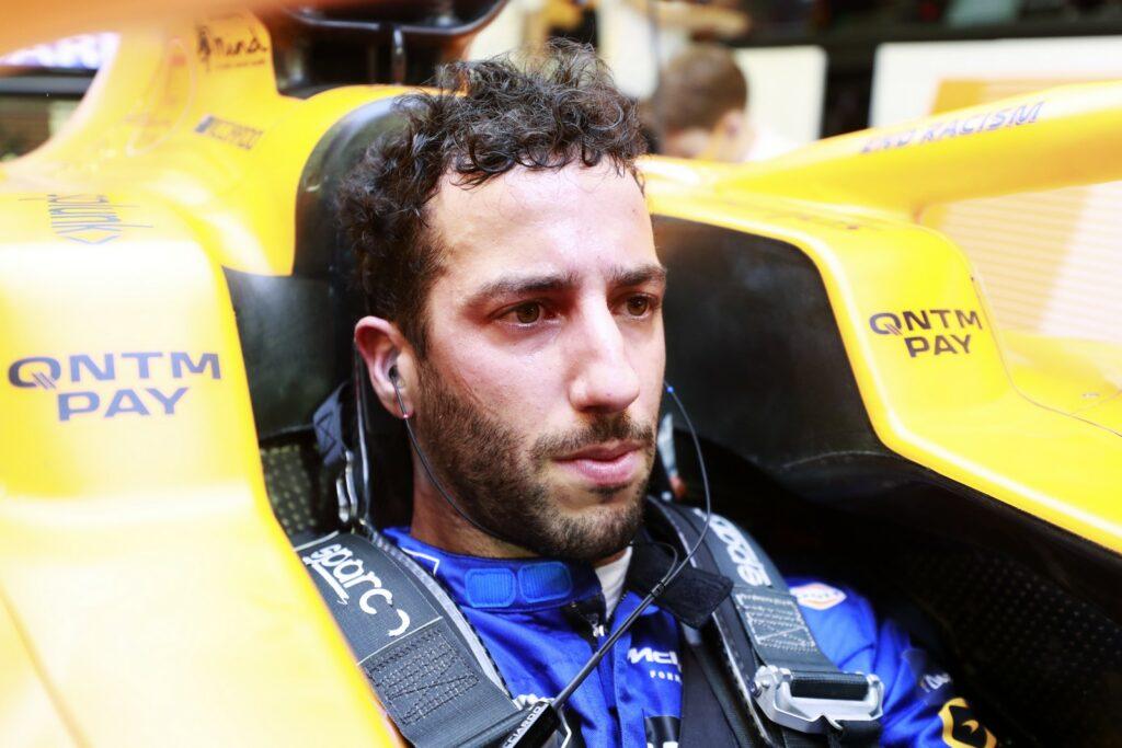 DANIEL RICCIARDO; MCLAREN; GP DO BAHREIN;
