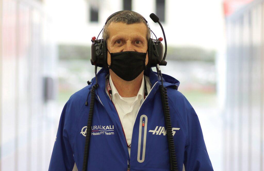 GUENTHER STEINER; HAAS; F1; GP DO BAHREIN;