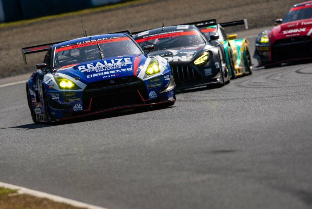 JP OLIVEIRA; NISSAN; SUPER GT; GT300; OKAYAMA;