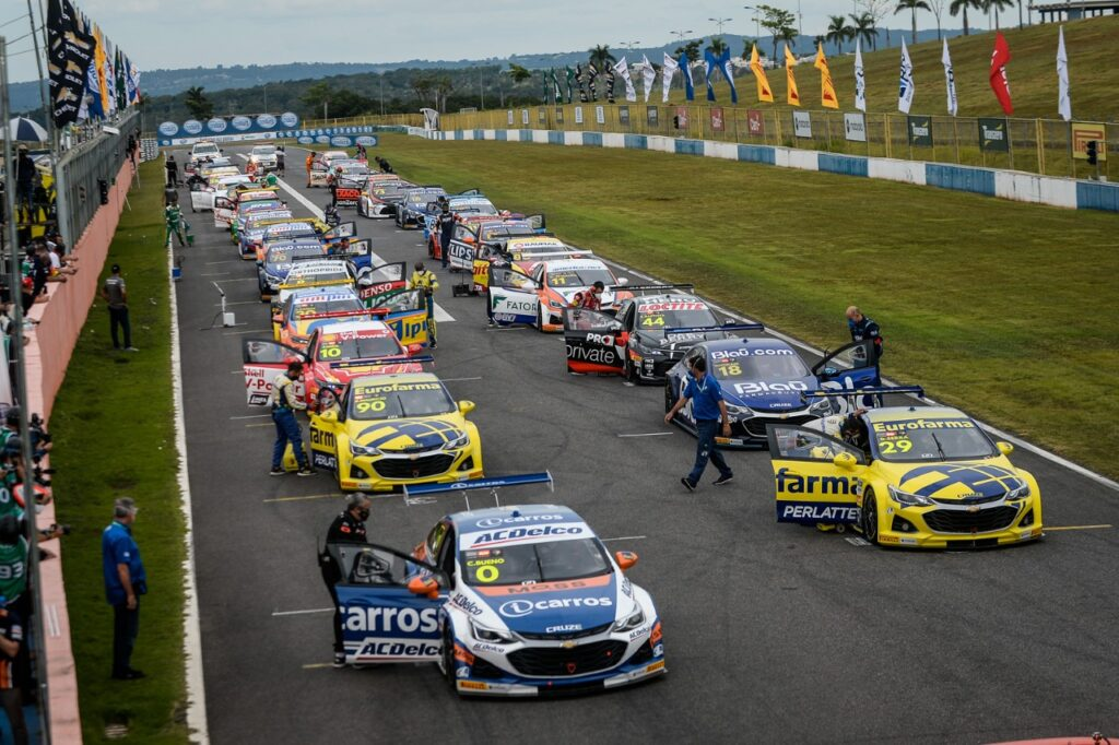 Stock Car, Goiânia, largada, 2021