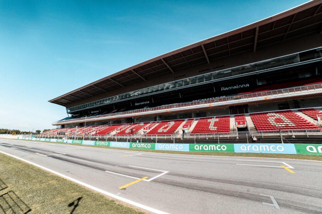 FÓRMULA 1; BARCELONA; GP DA ESPANHA DE F1; GP DA ESPANHA;
