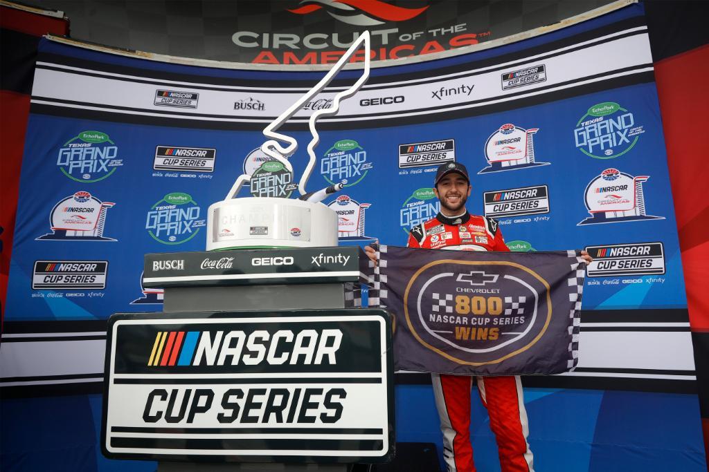 CHASE ELLIOTT; NASCAR; AUSTIN; CIRCUITO DAS AMÉRICAS;