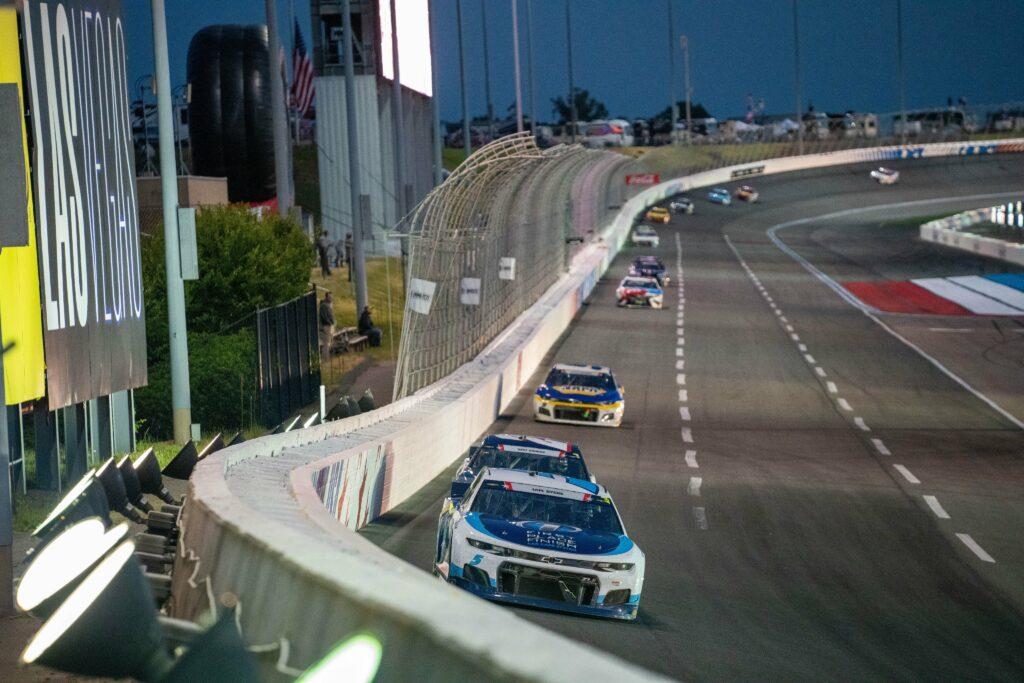 KYLE LARSON; HENDRICK; COCA COLA 600; CHARLOTTE; NASCAR;