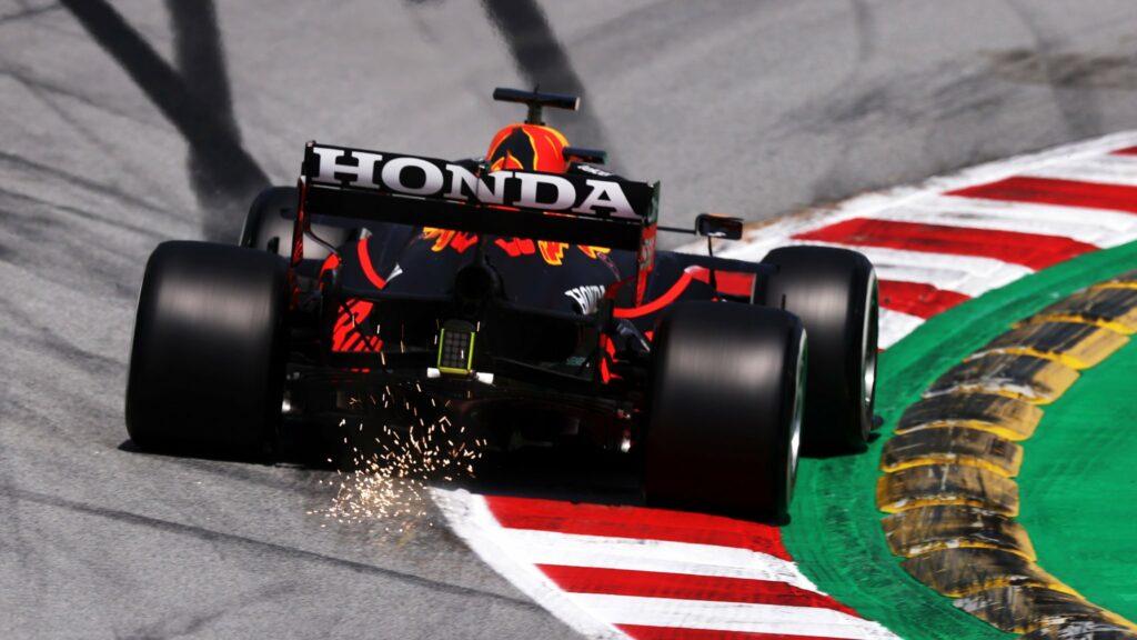 MAX VERSTAPPEN; GP DA ESPANHA; BARCELONA; F1;