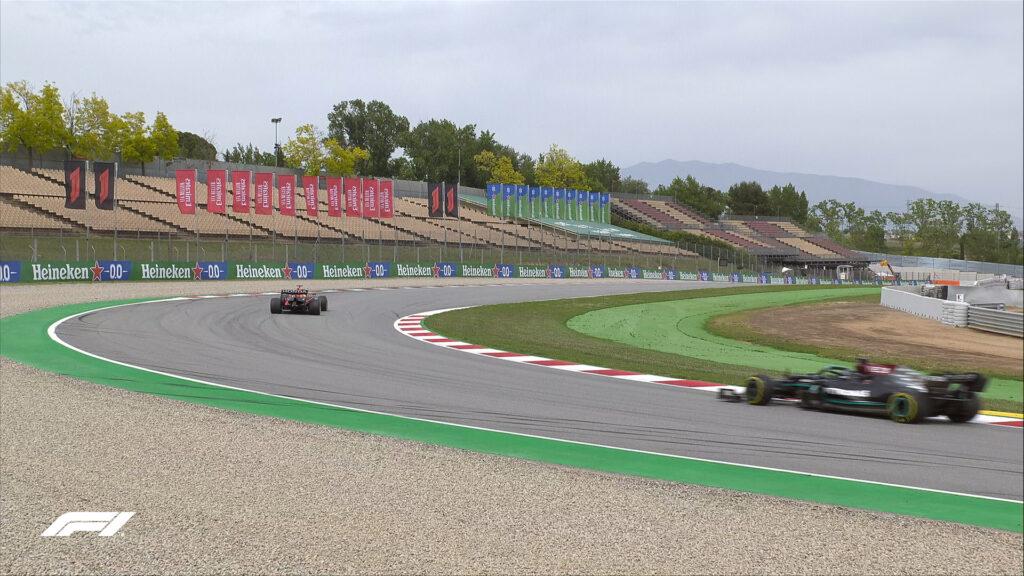 GP DA ESPANHA; LEWIS HAMILTON; MAX VERSTAPPEN; F1;