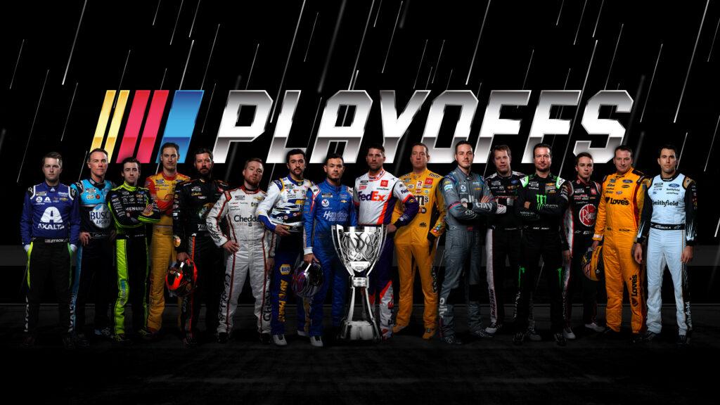 PLAYOFF; NASCAR; 2021;