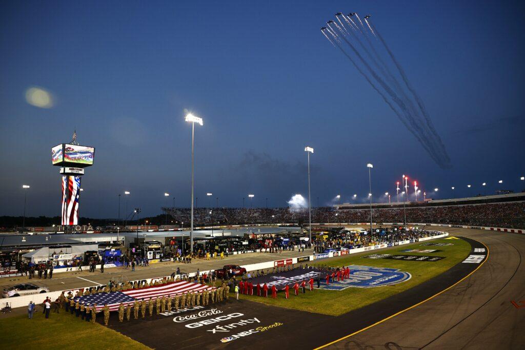 11 DE SETEMBRO; RICHMOND; NASCAR;