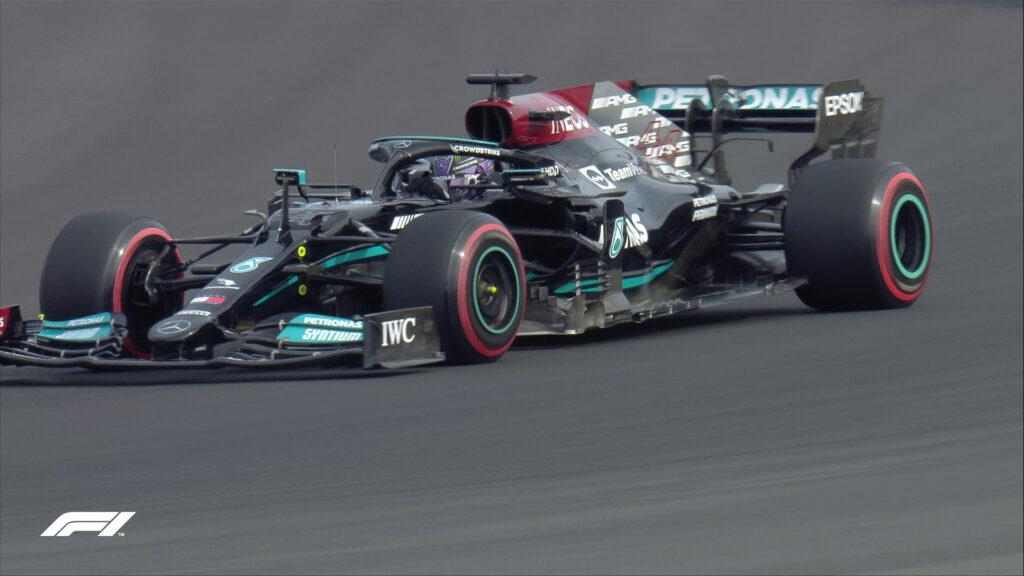 LEWIS HAMILTON; FÓRMULA 1; F1; F1 2021; GP DA TURQUIA; TREINO LIVRE;