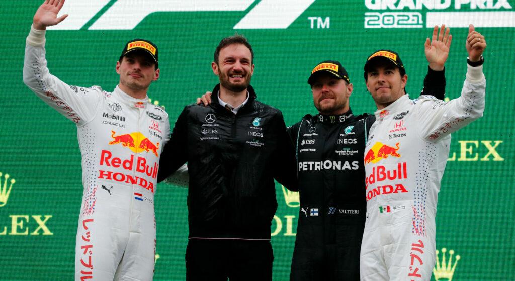 VALTTERI BOTTAS; MAX VERSTAPPEN; GP DA TURQUIA; F1; FÓRMULA 1; SERGIO PÉREZ;